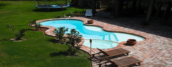 San Juan Pools - The Pool Shoppe fiberglass swimming pools